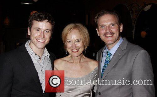 Stephen James Anthony, Susan Wilder, and Jack Koenig...