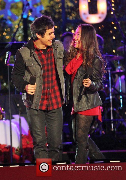 David Archuleta and Charice 1