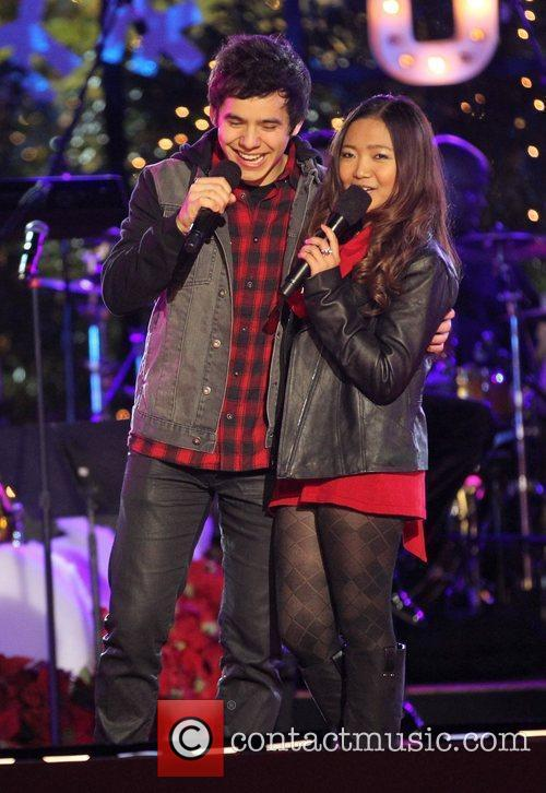David Archuleta and Charice 11