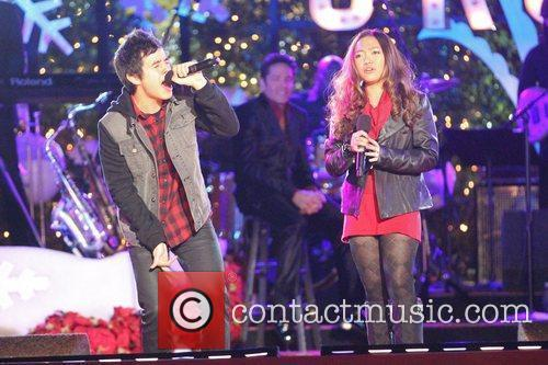 David Archuleta and Charice 4
