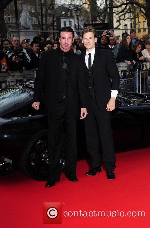 Gary Stretch and Lee Ryan