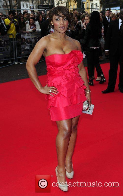 Guest UK Premiere of 'The Heavy' held at...