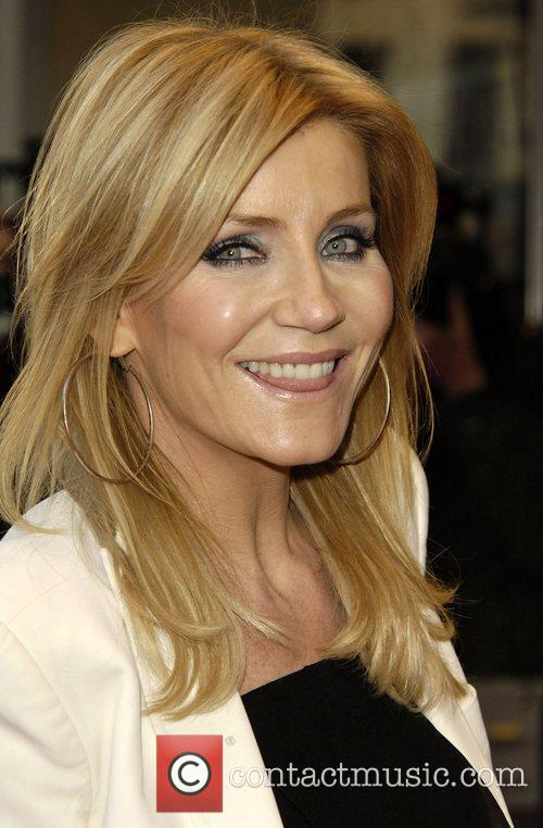 Michelle Collins UK Premiere of 'The Heavy' held...