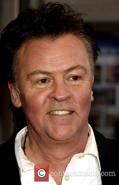 Paul Young UK Premiere of 'The Heavy' held...