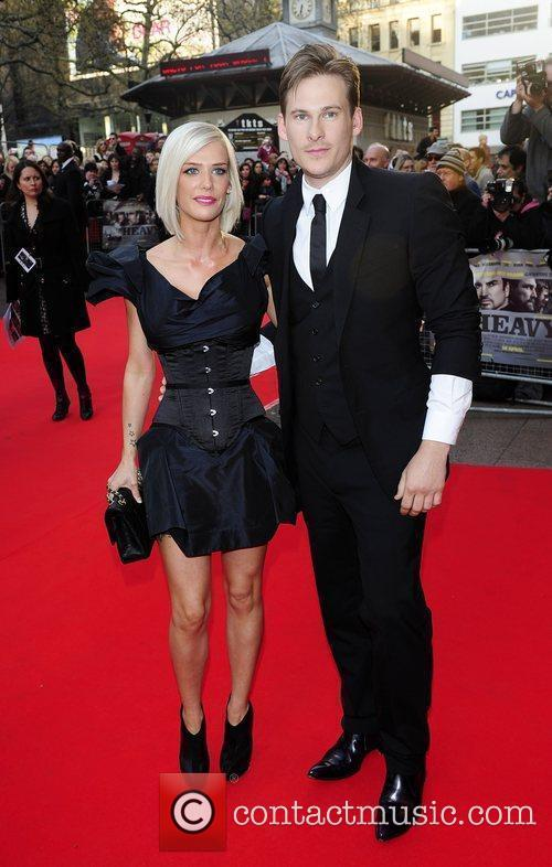 UK Premiere of 'The Heavy' held at the...