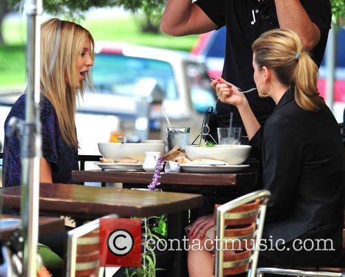 Whitney Port and Lauren Bosworth 1
