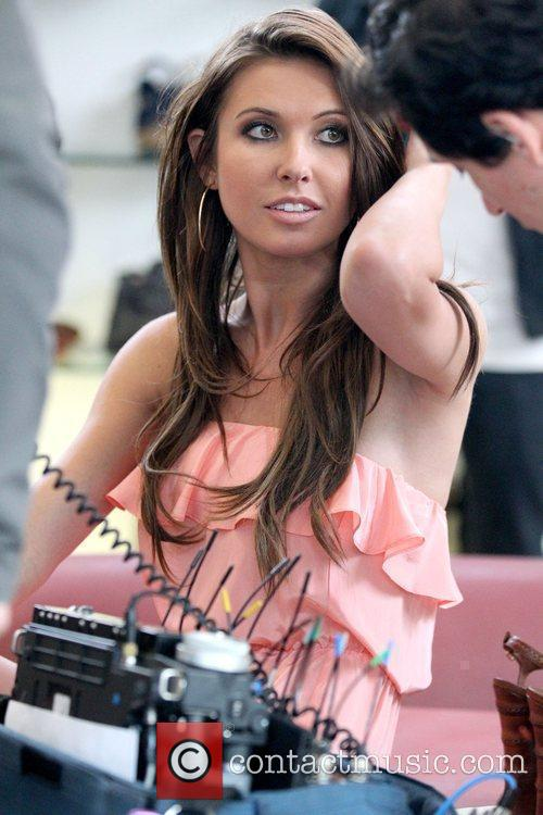 Audrina Patridge and Mtv 2
