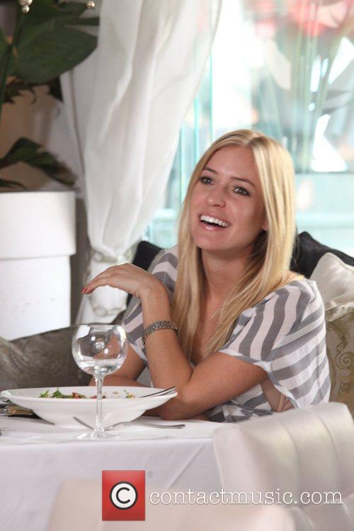 MTV reality TV show 'The Hills' filming on...