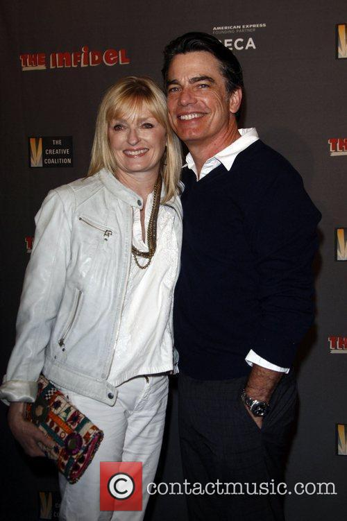 Peter Gallagher Paula and Peter Gallagher 6