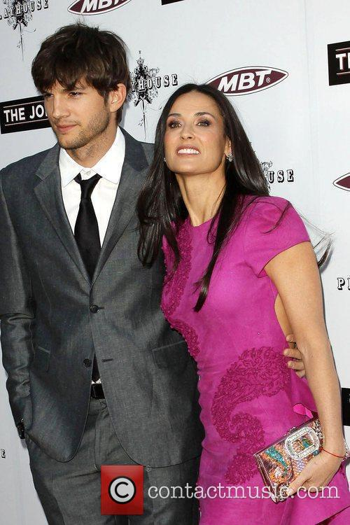 Ashton Kutcher and Demi Moore 5