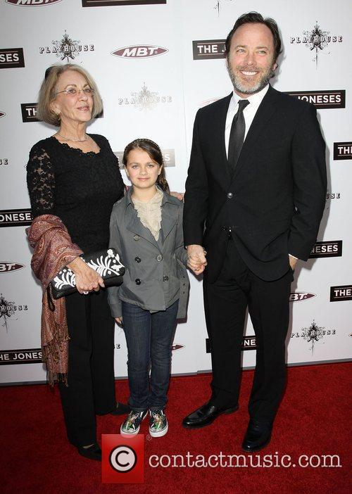 Los Angeles premiere of 'The Jonses' at the...