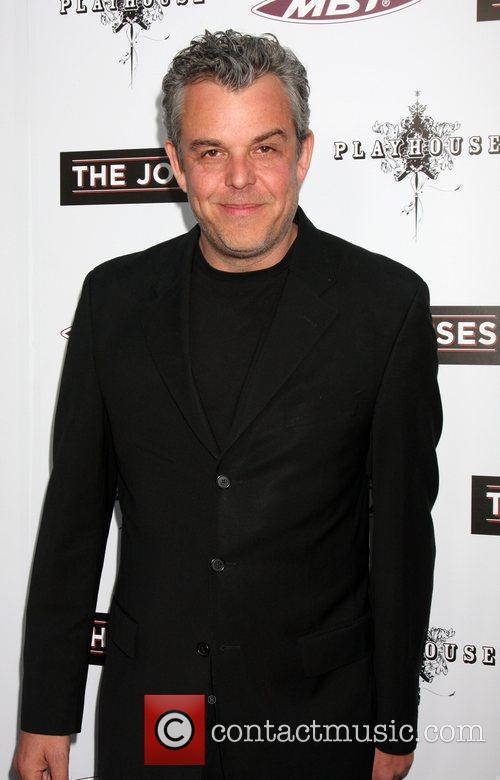 Danny Huston arrives at The Joneses Premiere ArcLight...