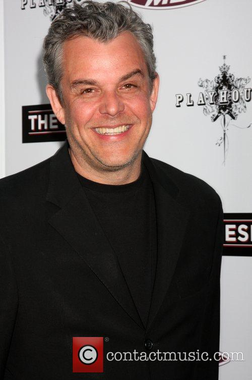 Danny Huston arrives at The Joneses Premiere ArcLight...
