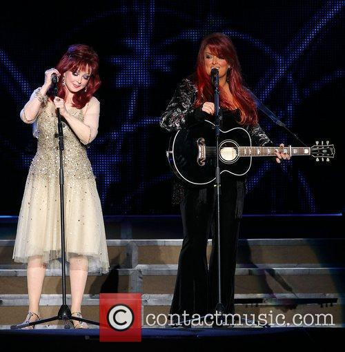 The Judds 'The Last Encore Tour' at Mandalay...