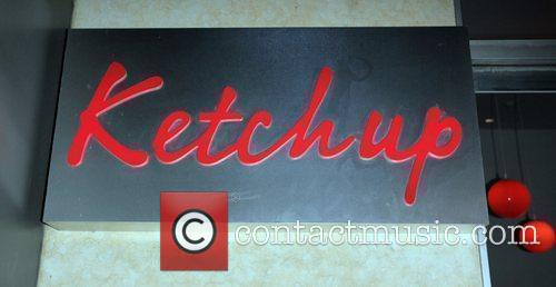 Arrive at Ketchup Restaurant on Sunset Blvd, to...
