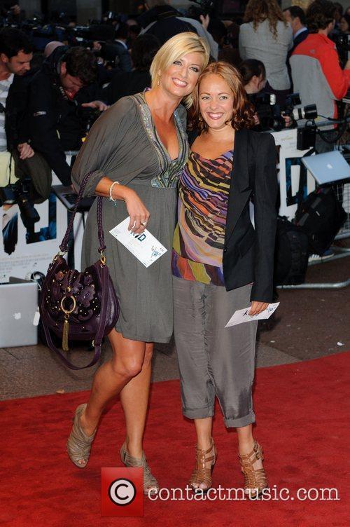 Caroline Ferreday & Sarah Cawood,  'The Kid'...