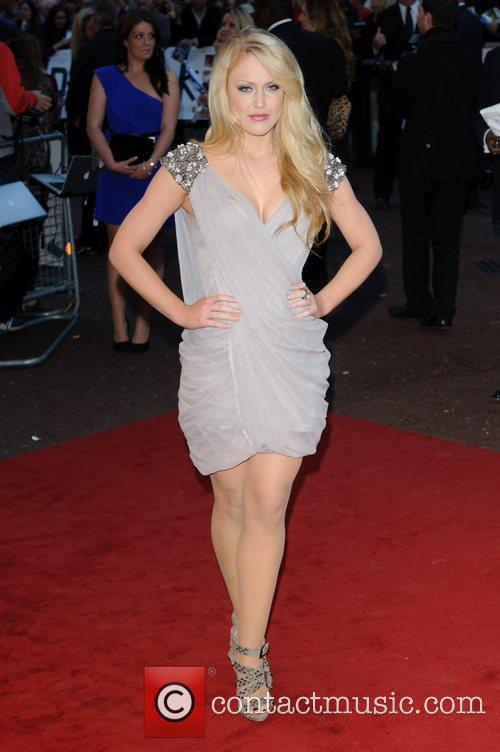 Camilla Kerslake,  'The Kid' - UK premiere...