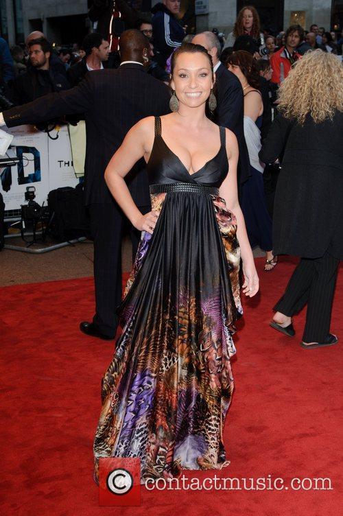 Lucinda Rhodes-Flaherty,  'The Kid' - UK premiere...
