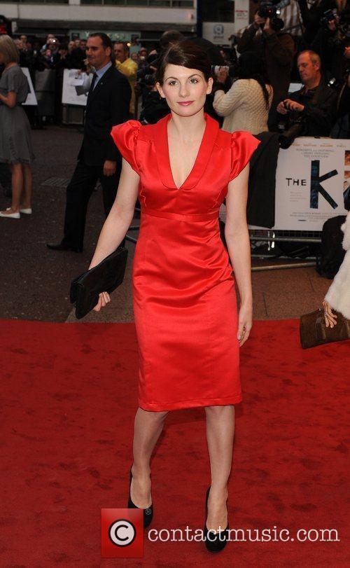 Jodie Whittaker The Kid - UK film premiere...