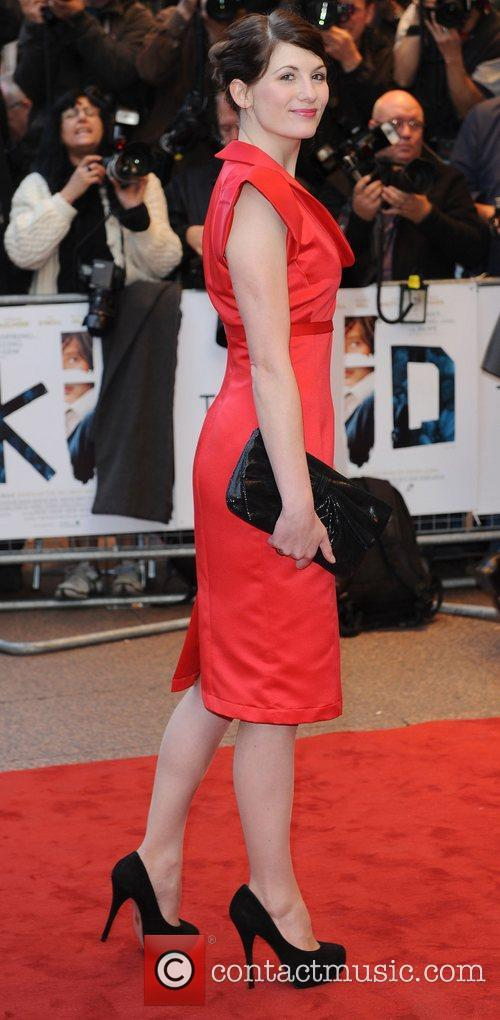 Jodie Whittaker 'The Kid' - UK premiere of...