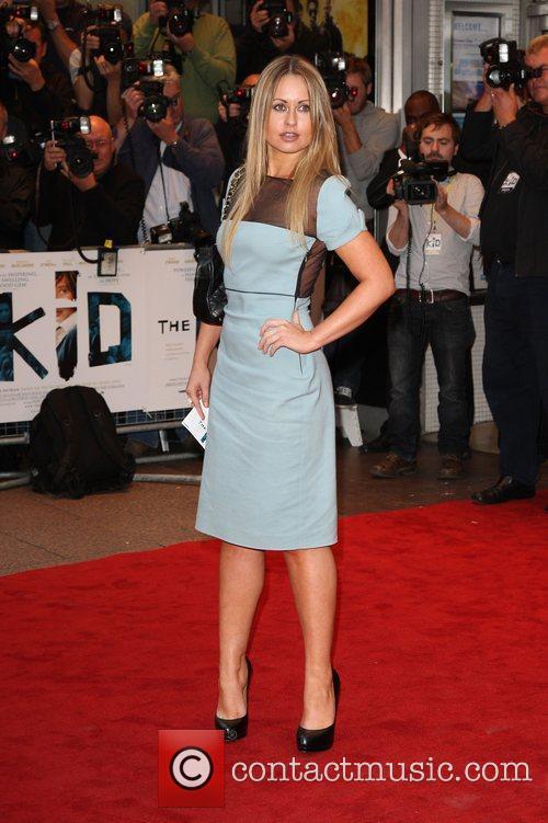 Guest The Kid - UK film premiere held...