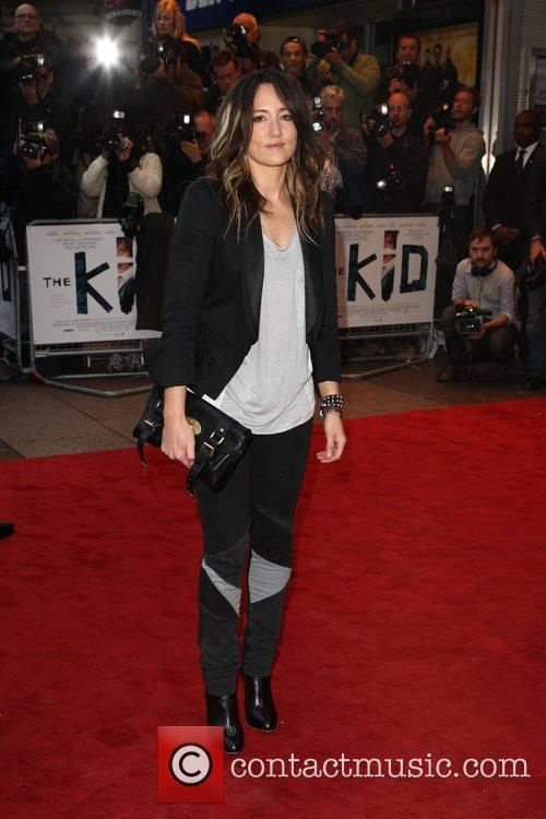 K T Tunstall The Kid - UK film...
