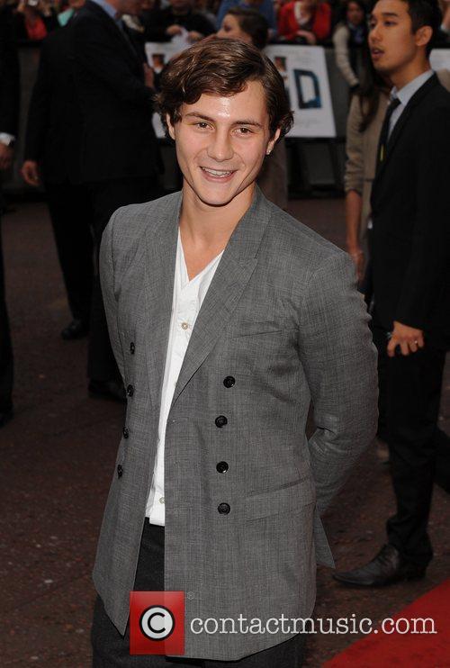 Augustus Prew The Kid - UK film premiere...
