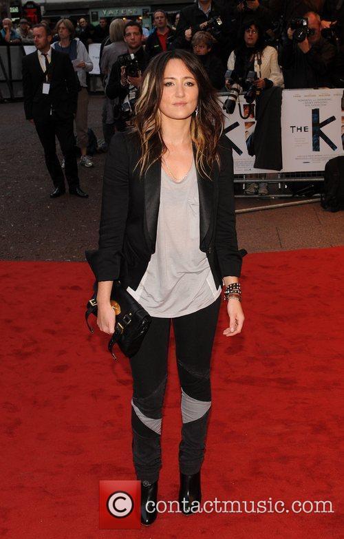 KT Tunstall The Kid - UK film premiere...
