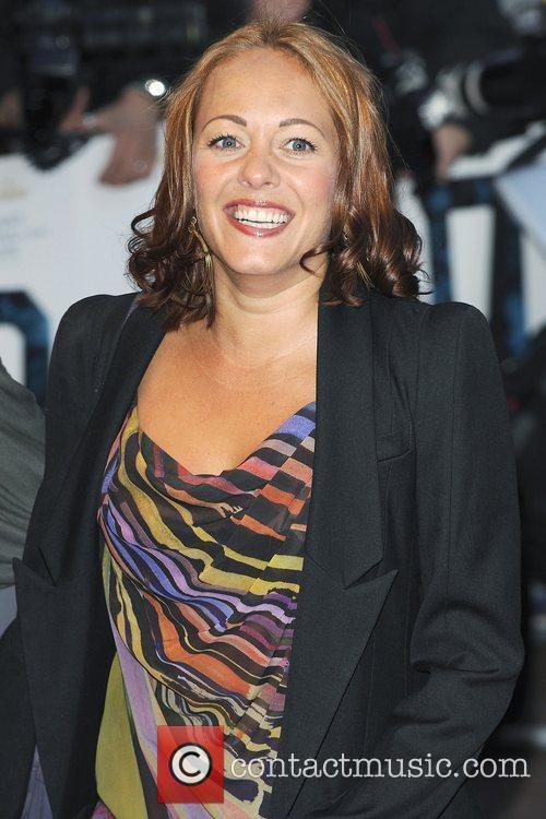 Sarah Cawood  'The Kid' - UK premiere...