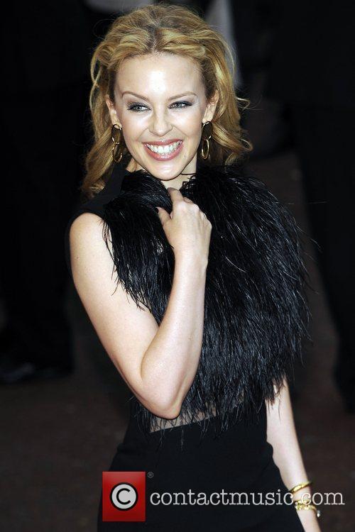 Kylie Minogue  'The Kid' - UK premiere...