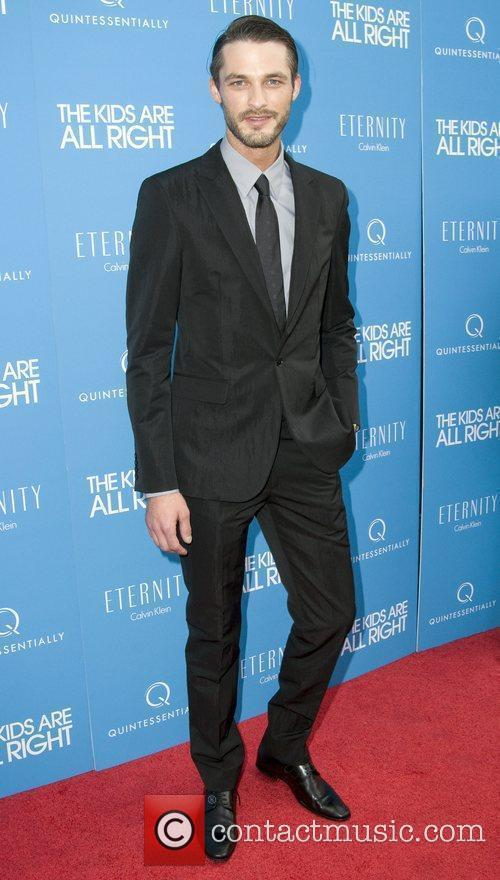 Ben Hill New York premiere of the 'Kids...