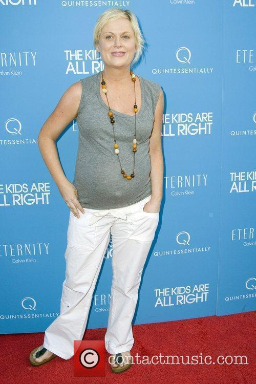 Amy Poehler New York premiere of the 'Kids...