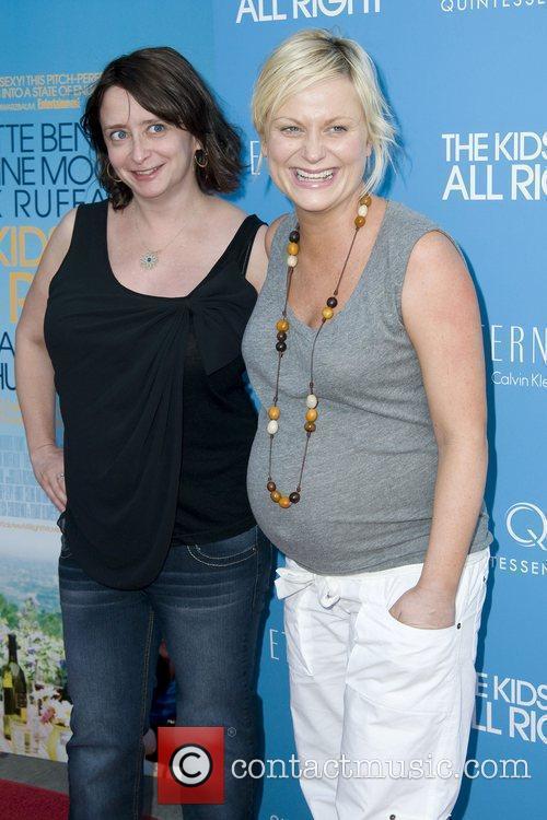 Amy Poehler and Rachel Dratch  New York...