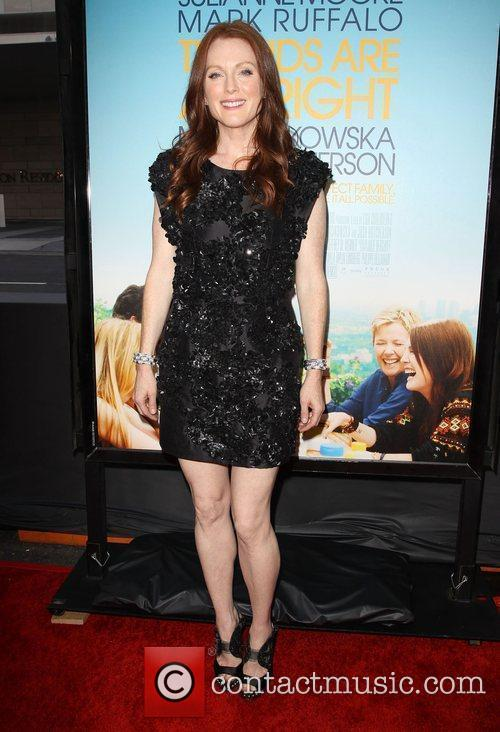Julianne Moore, Los Angeles Film Festival