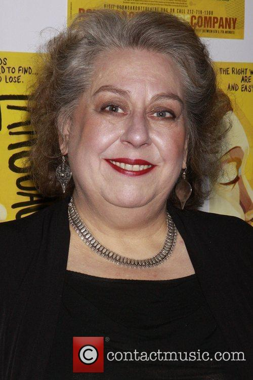 Jayne Houdyshell Opening night of the Off-Broadway production...