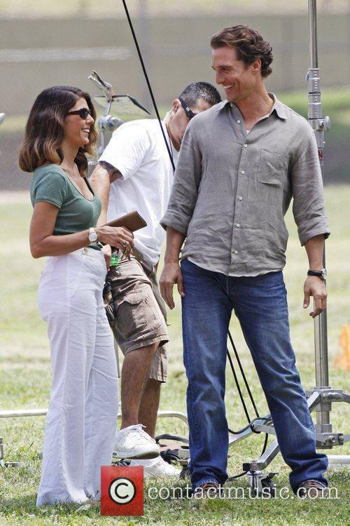Matthew McConaughey and Marisa Tomei 3