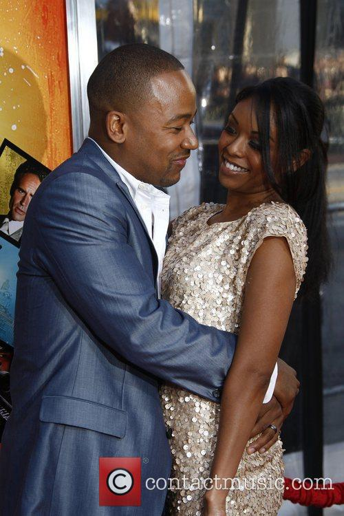 Columbus Short - The LA premiere of The Losers | 11 ...