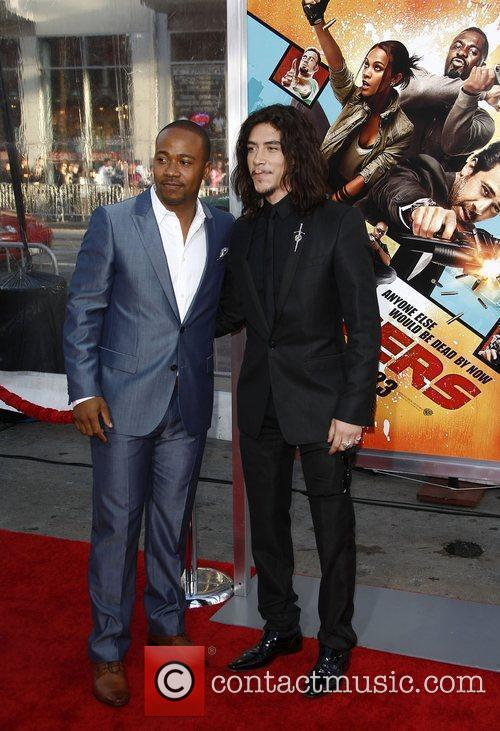 Columbus Short and Oscar Jaenada 7