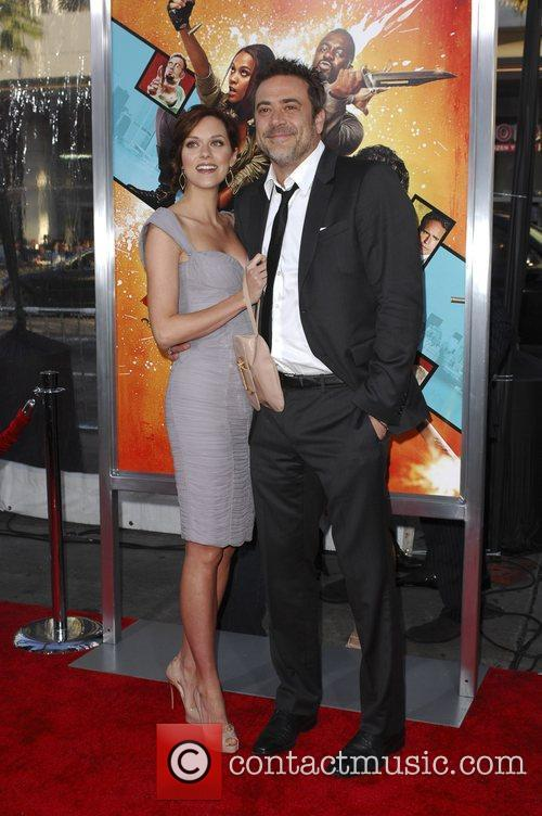 Jeffrey Dean Morgan and Hilarie Burton 7