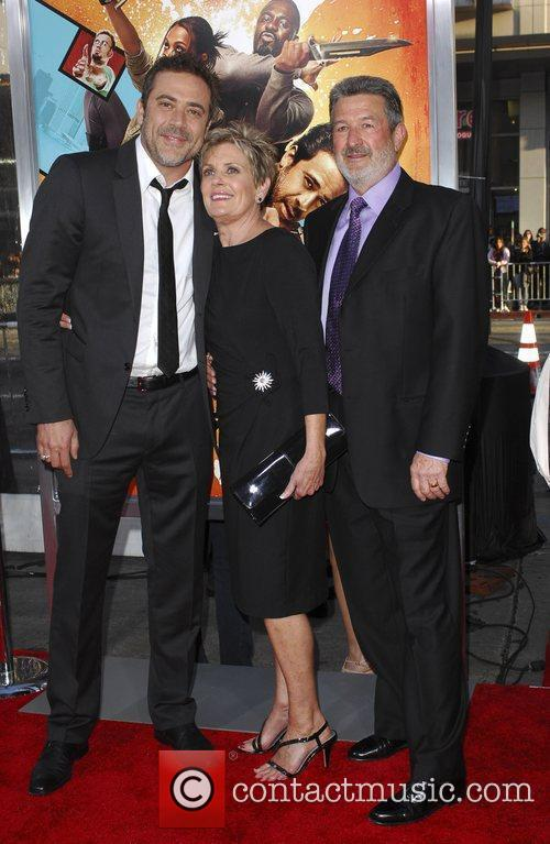 Jeffrey Dean Morgan and Mother 6