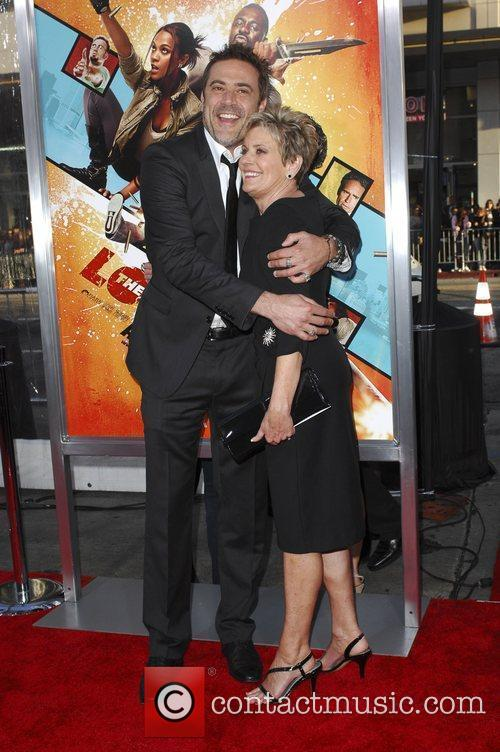 Jeffrey Dean Morgan and Mother 5