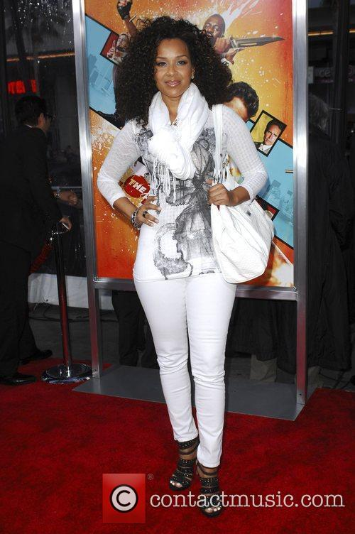 LisaRaye McCoy  The LA premiere of The...