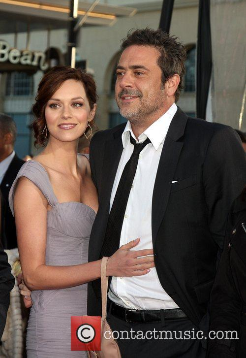 Hilarie Burton and Jeffrey Dean Morgan 9