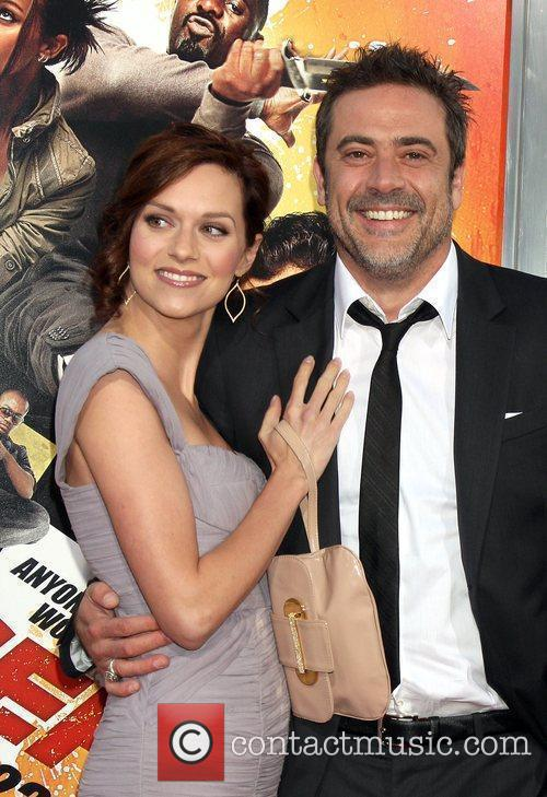 Hilarie Burton and Jeffrey Dean Morgan 5