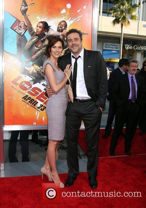 Hilarie Burton and Jeffrey Dean Morgan 2