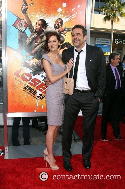 Hilarie Burton and Jeffrey Dean Morgan 8