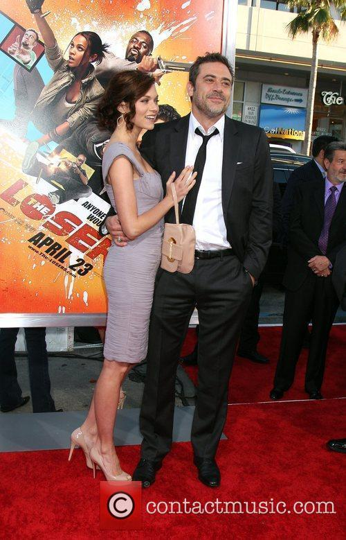 Hilarie Burton and Jeffrey Dean Morgan 3