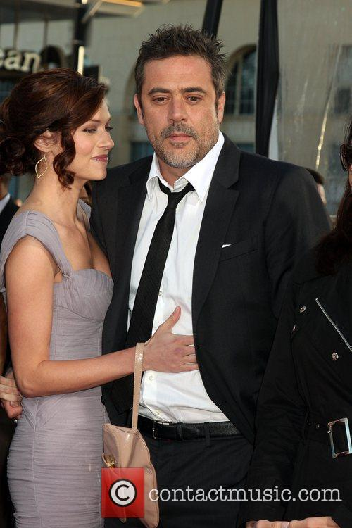 Hilarie Burton and Jeffrey Dean Morgan 7