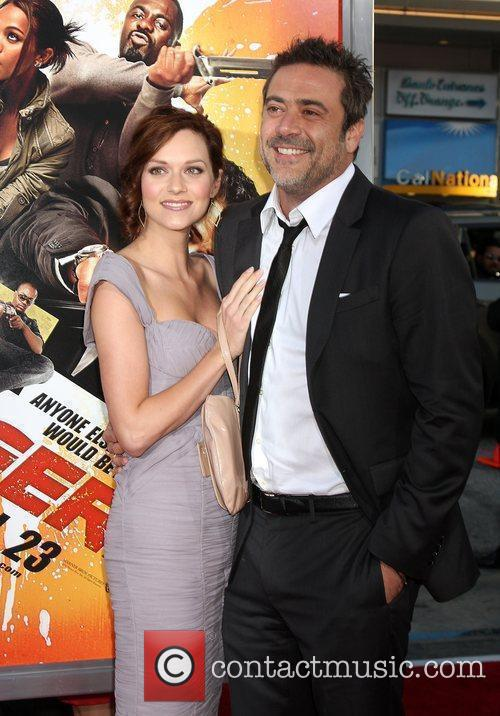 Hilarie Burton and Jeffrey Dean Morgan 4