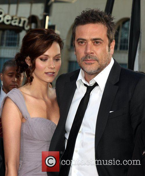 Hilarie Burton and Jeffrey Dean Morgan 1